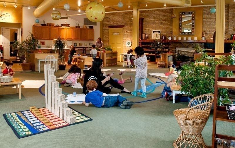 sauganash montessori school